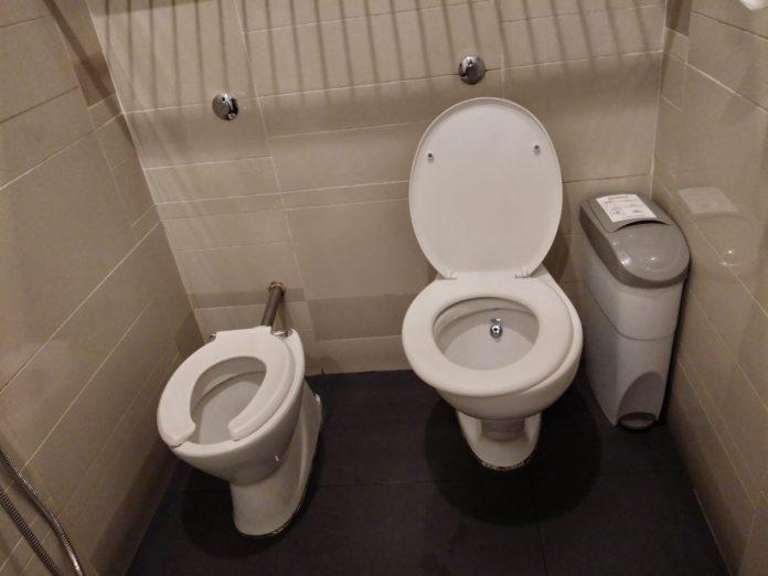 Dis-moi à quoi ressemblent tes toilettes - Crédit photo izart.fr