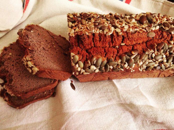 Recette N° 158 - Pain sans gluten au sarrasin millet et châtaigne - Crédit photo izart.fr