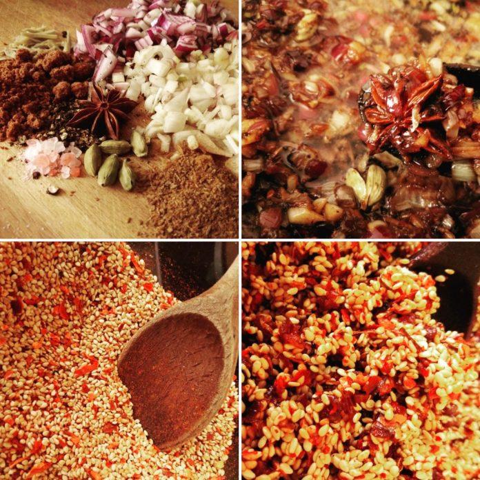 Recette N°160 - Spicy Chily Crisp fait maison - Crédit photo izart.fr