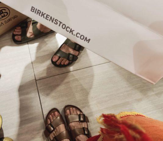 J'ai troqué mes éternelles sandales - Crédit photo izart.fr
