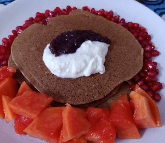 Recette N°199 - Pancakes à la banane - Crédit photo izart.fr