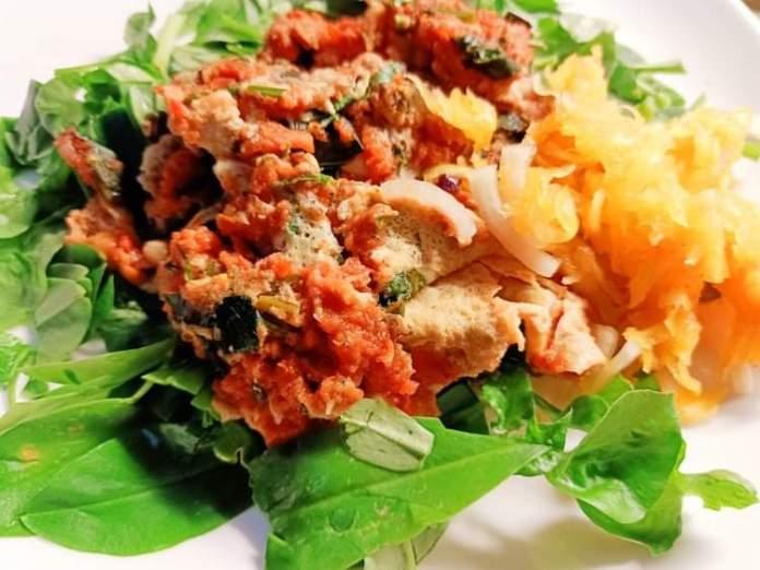 Recette N°214 - Omelette tricolore - Crédit photo izart.fr