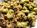 Recette N°223 - Turkey berry au vadouvan et riz - Crédit photo izart.fr