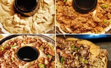Recette N°254 - Pizza sans four - Crédit photo izart.fr