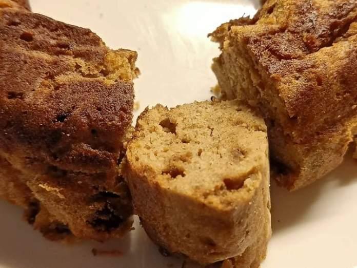 Recette N°256 - Gâteau au levain de banane - Crédit photo izart.fr