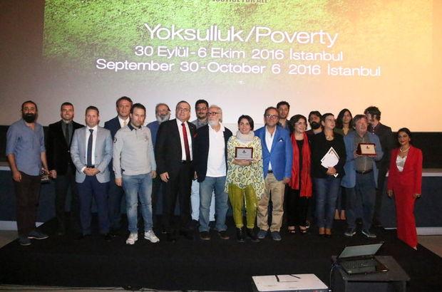Altıncı Uluslararası Suç ve Ceza Film Festivali Ödül Töreninden