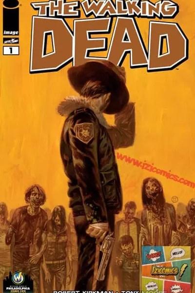 The walking dead comic en español