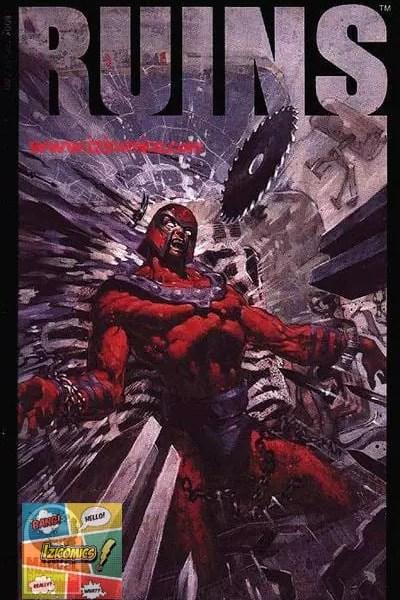 Marvel Ruinas Comics Marvel