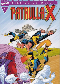 Descargar Comics Pdf Origen X-men