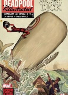 Ver comic Deadpool Killustrated