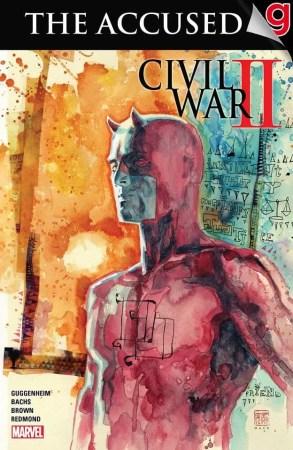 Civil War II The Accused