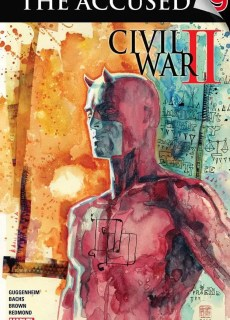 Civil War II The Accused