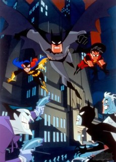 Serie Animada The new Adventure of Batman