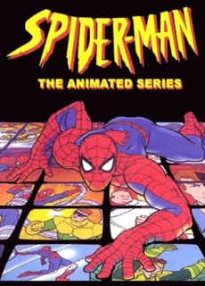 Serie Animada Spider-man 1990
