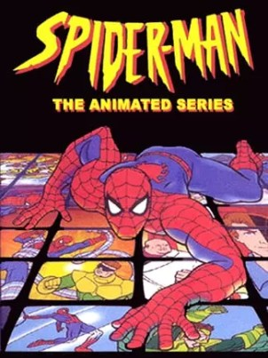 Serie Animada Spider-man 1990