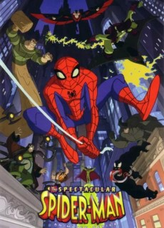 Serie Animada The Spectacular Spider-man
