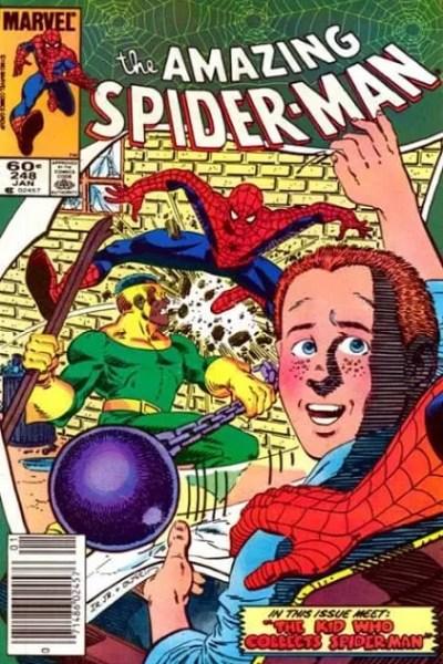 El Chico que Coleccionaba Spider-Man