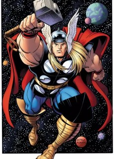Serie Animada Thor 1970