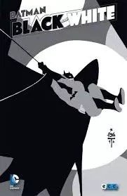 Serie Animada Batman black and white