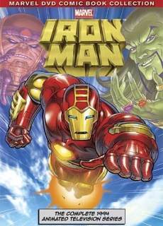 Serie animada Iron Man 1990