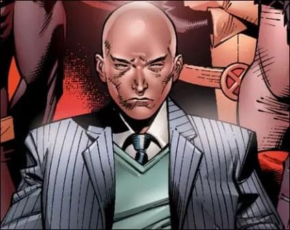 charles xavier Superheroes y Villanos mas Ricos de los Comics