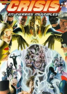 Comic Crisis en tierras multiples