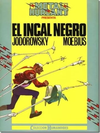El incal en pdf