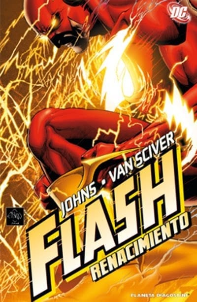 Comic Flash Renacimiento
