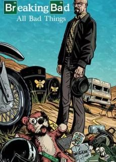 Ver Comic Breaking Bad Las Malas Cosas PDF