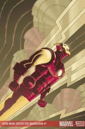 Iron man Enter the mandarin