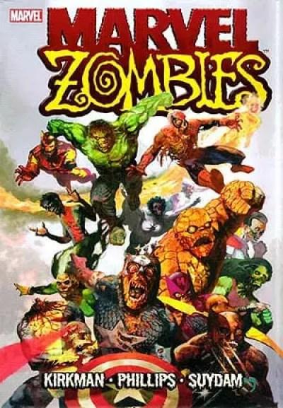 Ver Comics Marvel zombies PDF