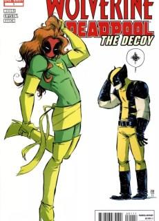 Wolverine & Deadpool The Decoy
