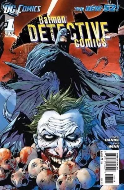 Detective Comics Volumen 2 (New 52)