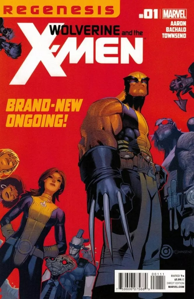Wolverine & The X-Men Volumen 1