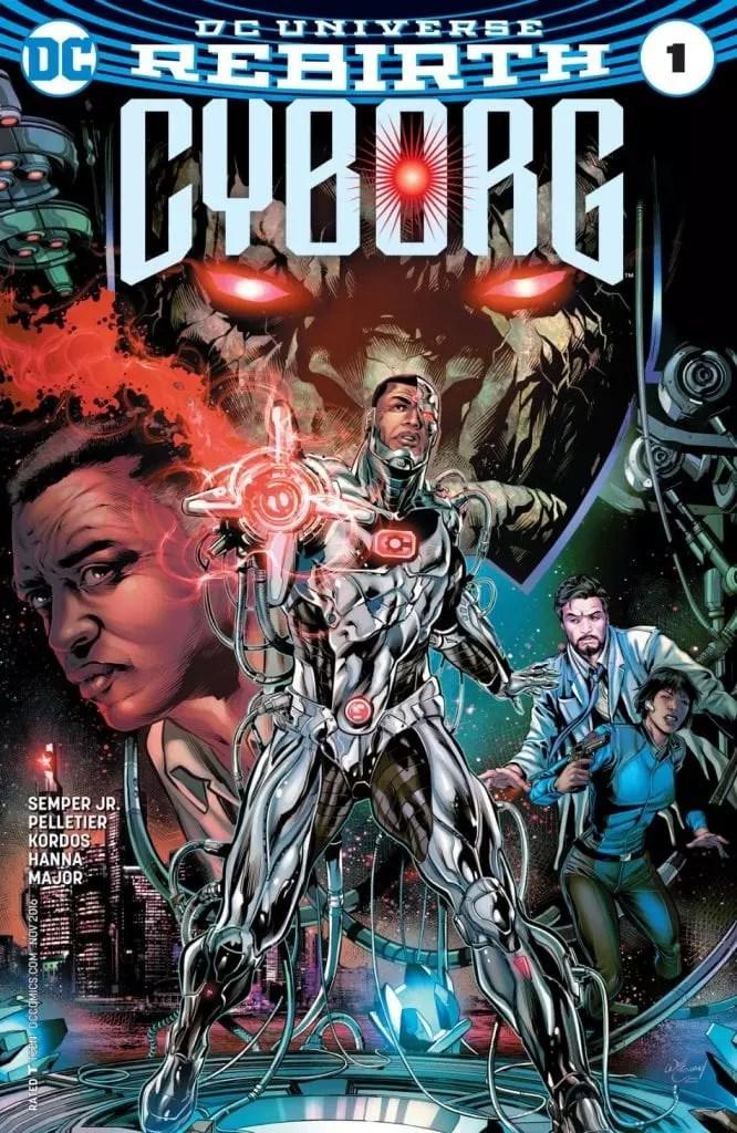 Cyborg Volumen 2