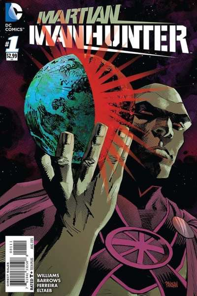 Martian Manhunter Vol 4