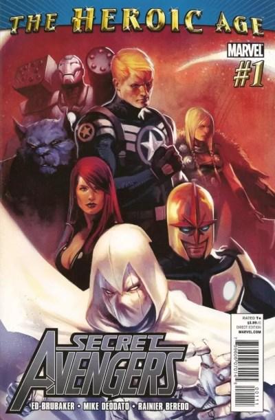 Secret Avengers Volumen 1