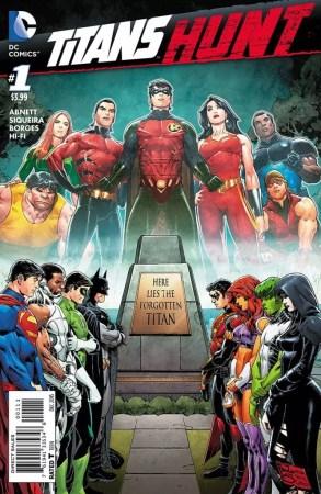 Titans Hunt Volumen 1