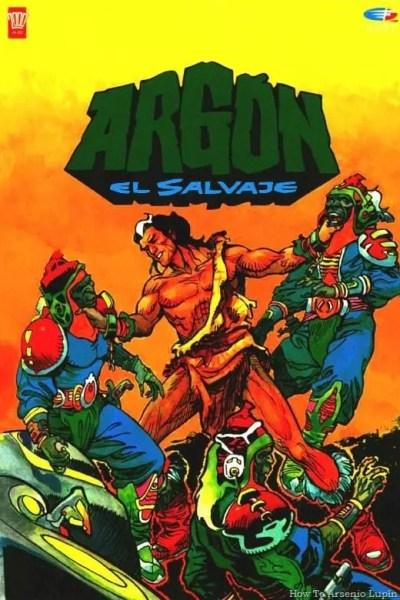 Argón, El Salvaje 2, El Summun