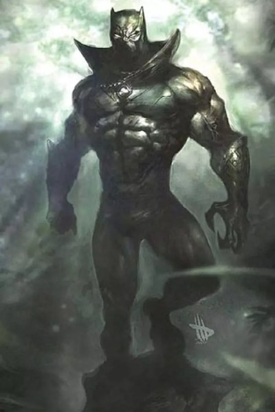 Origen Pantera negra