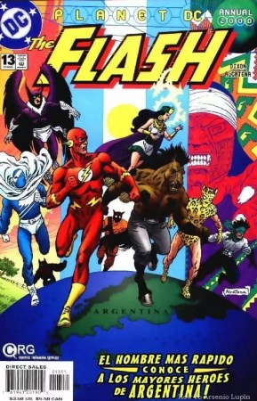 The Flash Annual 13
