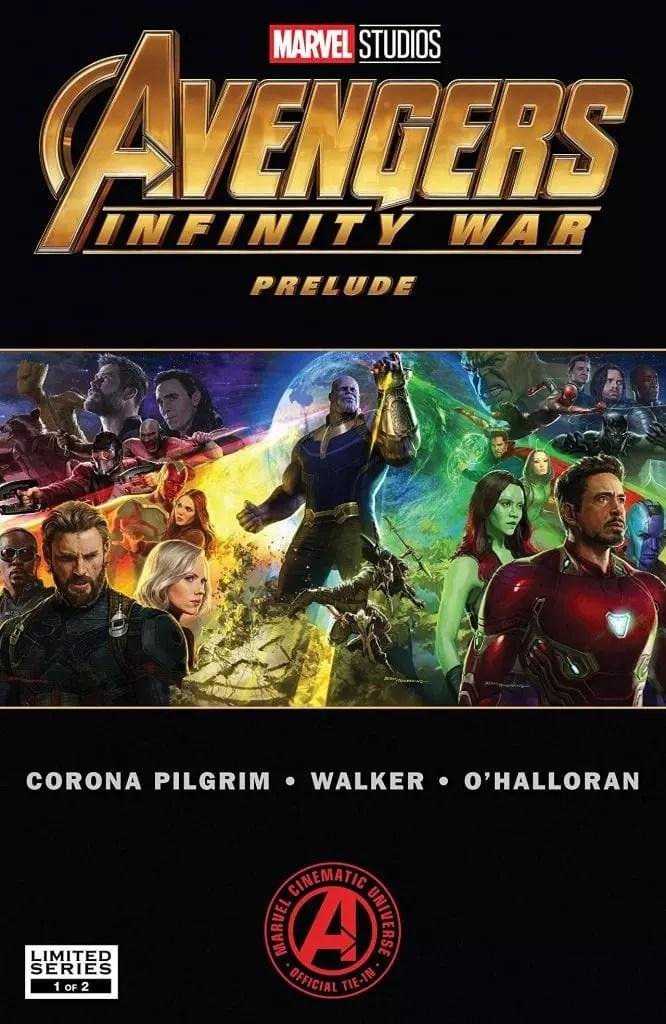 Avengers Infinity War Prelude Vol.1 | PDF-Español |