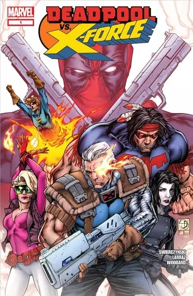 Deadpool vs X-Force | PDF-Español |
