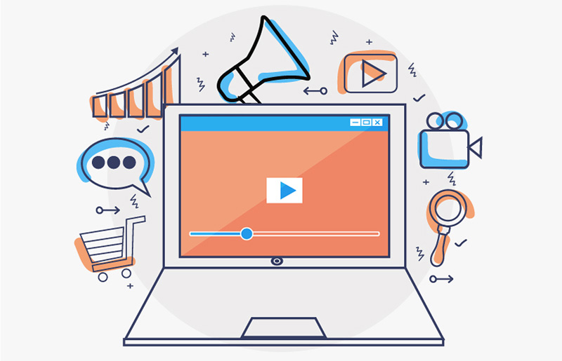 Video marketing contents