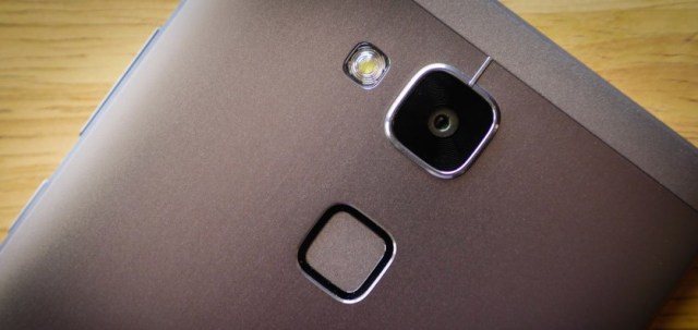 Huawei Nexus 6 fingerprint sensor