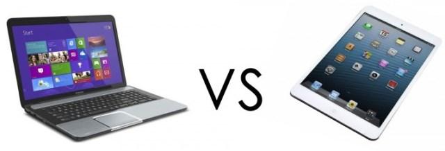 Laptop Vs Tablet