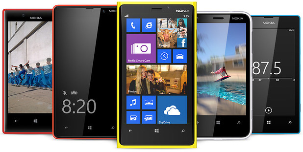 Microsoft Lumia Phones