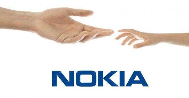 nokia-logo-with-hands