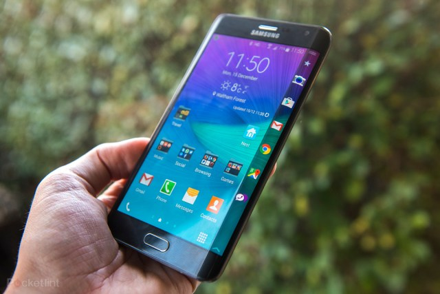 Samsung Galaxy Note 7 Edge