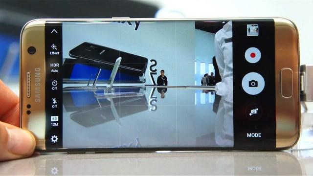 Galaxy S7 Camera